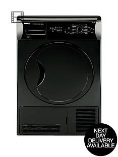 beko-7kg-sensor-condenser-dryer-dcu7230b-next-day-delivery