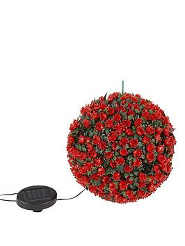 28cm-hanging-topiary-ball-solar-light-with-red-flowers