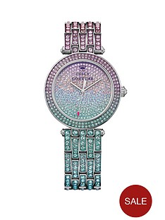 juicy-couture-pedigree-stainless-steel-ombre-crystal-bracelet-ladies-watch
