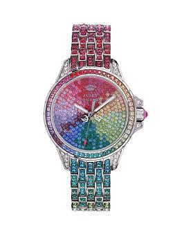 juicy-couture-stella-stainless-steel-rainbow-ombre-bracelet-ladies-watch