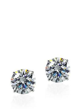 carat-london-9-carat-white-gold-1-carat-equivalent-eternal-4-prong-solitaire-earrings
