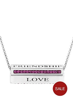 love-silver-sterling-silver-and-pink-crystal-pendant-with-message-friendship-love-cherish