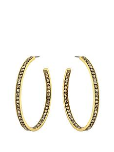 lola-and-grace-gold-plated-slim-line-large-hoop-earrings-50mm-made-with-swarovski-elements