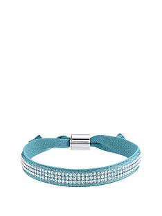 lola-and-grace-teal-crystal-stretch-ribbon-bracelet-made-with-swarovski-elements