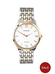 sekonda-two-tone-bracelet-mens-watch