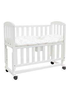 jack-and-lily-bedside-crib-white