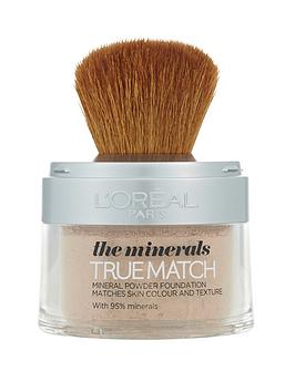 loreal-paris-true-match-minerals-foundation-cream