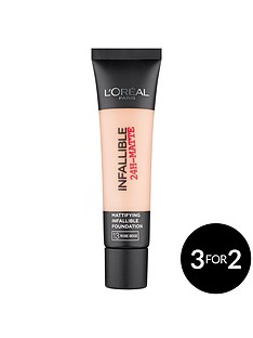 loreal-paris-infallible-24h-matte-foundation-35ml