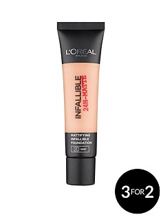 loreal-paris-paris-infallible-matte-foundation