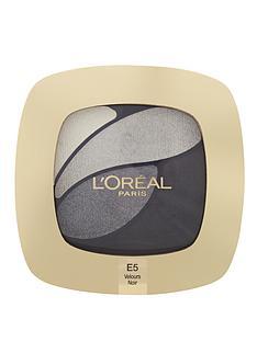 loreal-paris-color-riche-eyeshadow-quad-e5-velours-noir