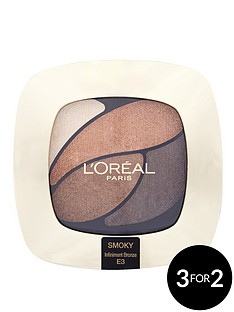 loreal-paris-paris-colour-riche-eyeshadow-quad-infinity-bronze-e3