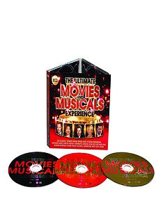 the-ultimate-musicals-and-movies-experience-cd
