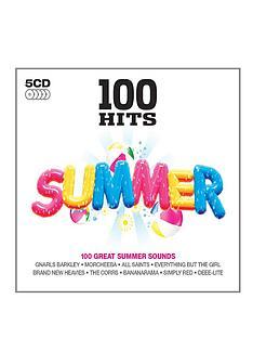 100-hits-summer-cd