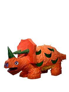 dinosaur-pinata-triceratops