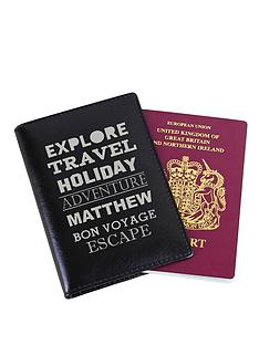 personalised-bon-voyage-passport-cover