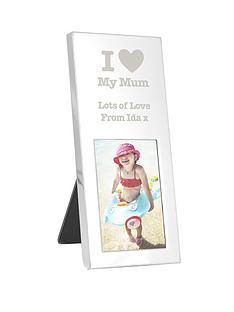 personalised-i-love-mini-photo-frame