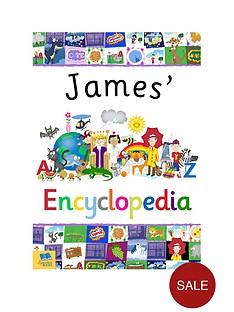 personalised-my-encyclopedia-in-optional-softback-or-hardback-covers