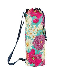 summerhouse-by-navigate-floral-blanket-in-duffle-bag