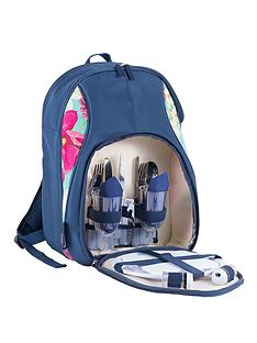 summerhouse-by-navigate-floral-2-person-picnic-backpack