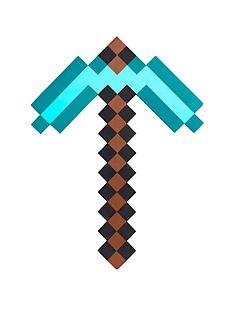 minecraft-foam-pickaxe-diamond