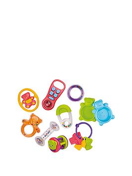 ladybird-10-piece-infant-toy-set