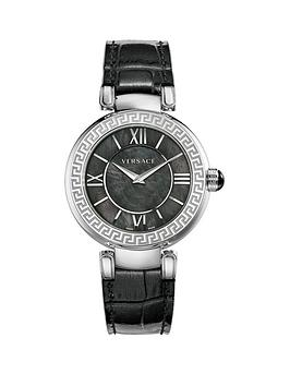 versace-leda-swiss-movement-patent-leather-strap-ladies-watch