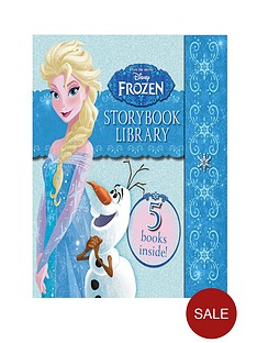 disney-frozen-storybook-library-hardback