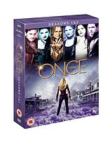 Once Upon A Time: Seasons 1-2 - DVD