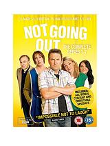 Not Going Out Boxset: Series 1-7 - Blu-ray