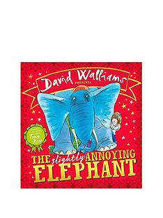 the-slightly-annoying-elephant-david-walliams-paperback