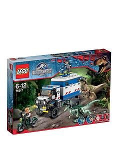 lego-jurassic-world-raptor-rampage