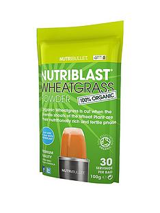 nutribullet-nutriblast-wheatgrass-powder-30-servings
