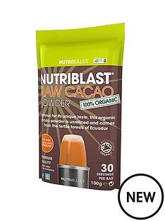 nutribullet-nutriblast-raw-cacao