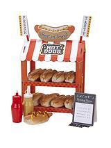 Reversible Popcorn / Hot Dog Treat Stand