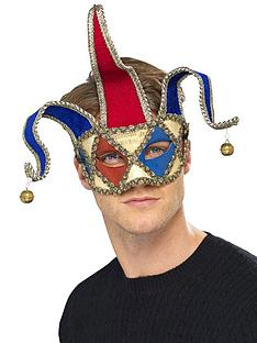 venetian-jester-eye-mask