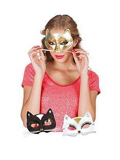 venice-cat-masquerade-masks-pack-of-6