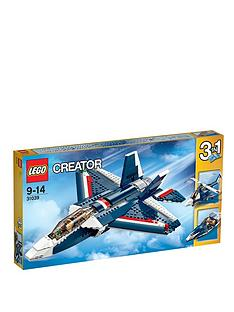 lego-creator-blue-power-jet-31039