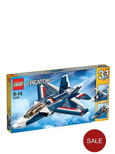 lego-creator-creator-blue-power-jet-31039
