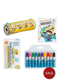 minions-stationery-bundle