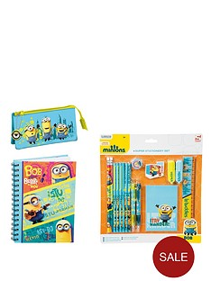 minions-deluxe-stationery-bundle