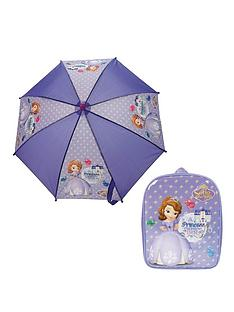 sofia-the-first-back-pack-and-umbrella-set