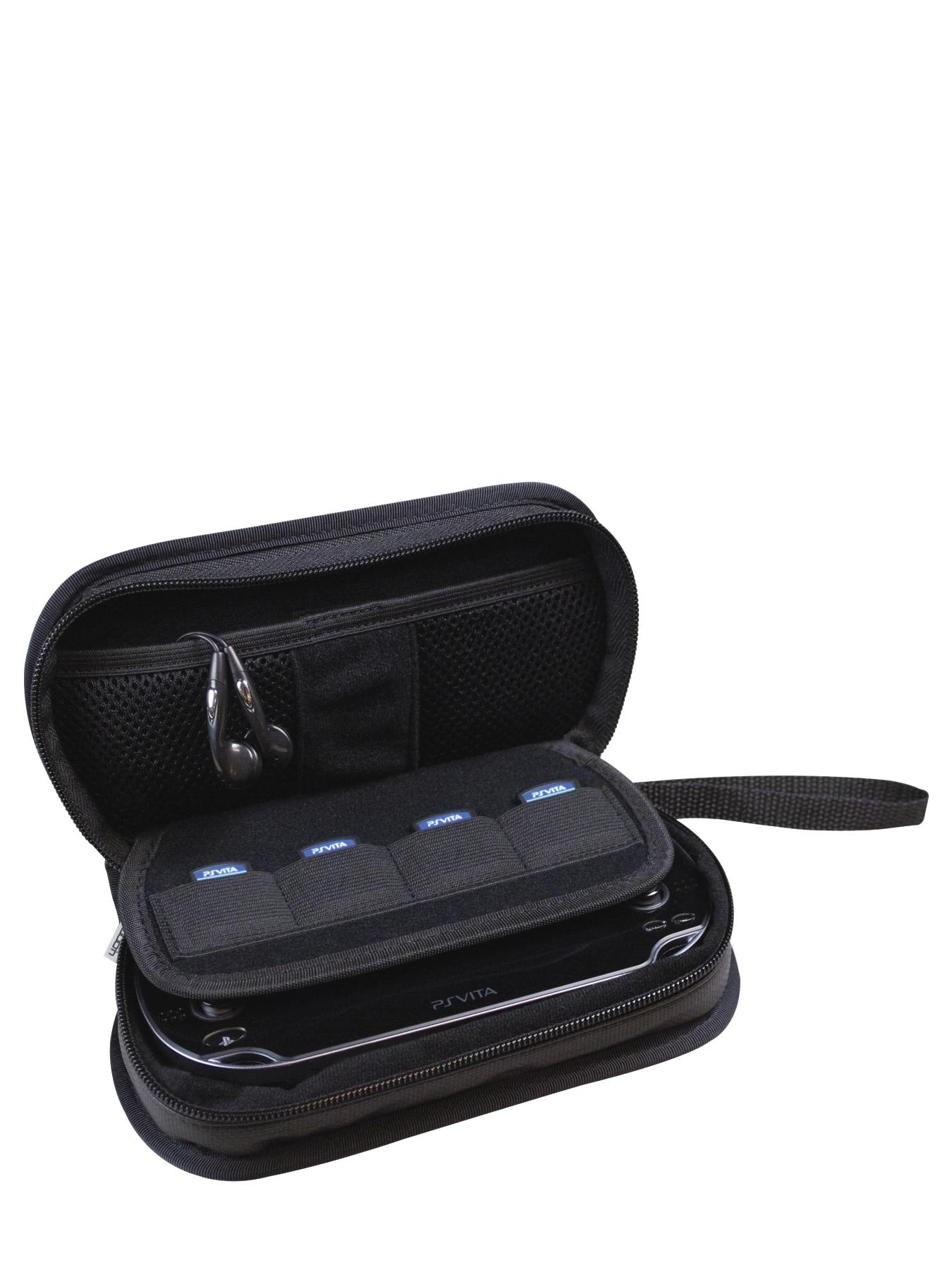 PS Vita A4T Travel Case - Black