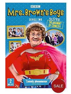 mrs-browns-boys-series-2-dvd