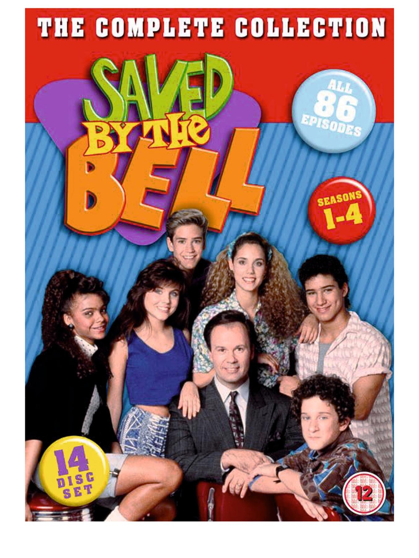 Saved By The Bell: The Complete Collection DVD