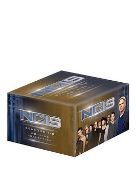 ncis-seasons-1-8-dvd