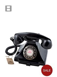 gpo-gpo-carrington-classic-retro-telephone-black
