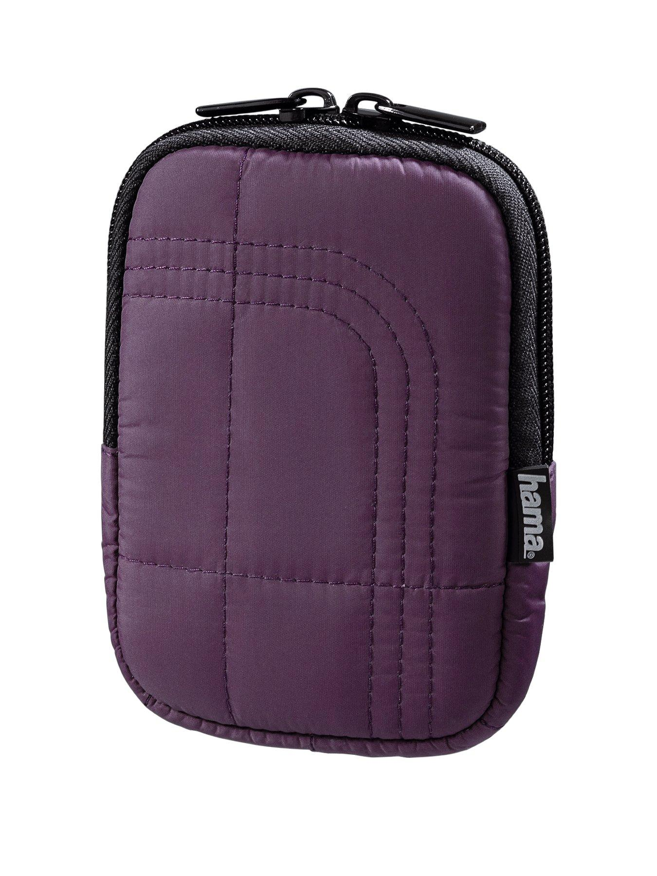 Fancy Memory 50C Camera Bag Purple at Littlewoods