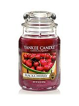 Large Jar - Black Cherry