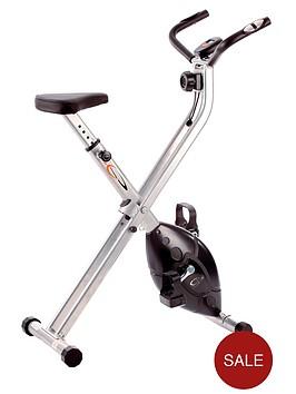 v-fit-folding-x-frame-cycle-exercise-bike