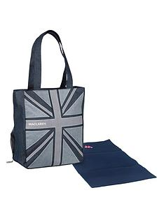 maclaren-denim-flag-magazine-tote-bag